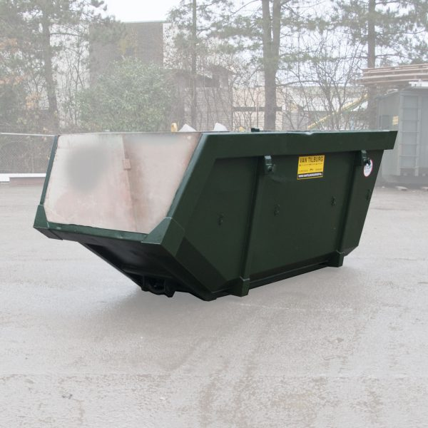 10m3 portaalcontainer