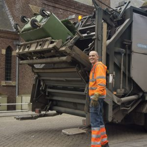 rolcontainer huren Sint Philipsland