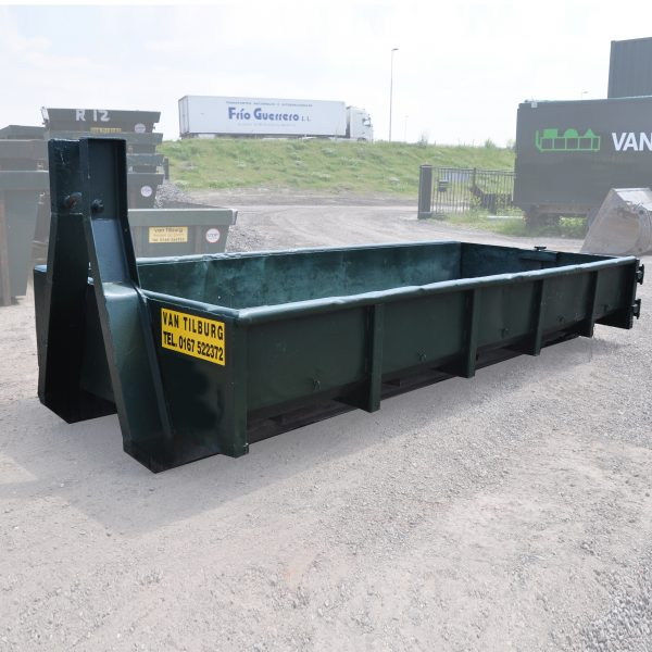 10m3 haakarm container