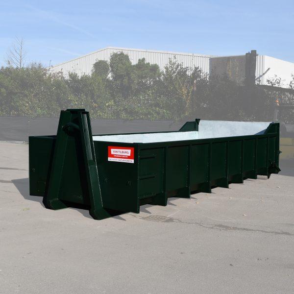 15m3 vloeistofdichte container