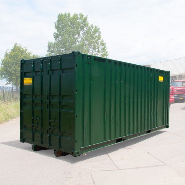 20 ft opslagcontainer