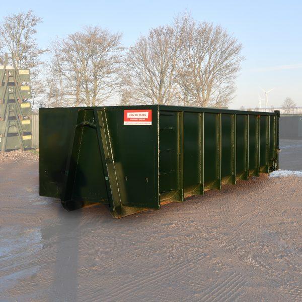 20m3 vloeistofdichte container