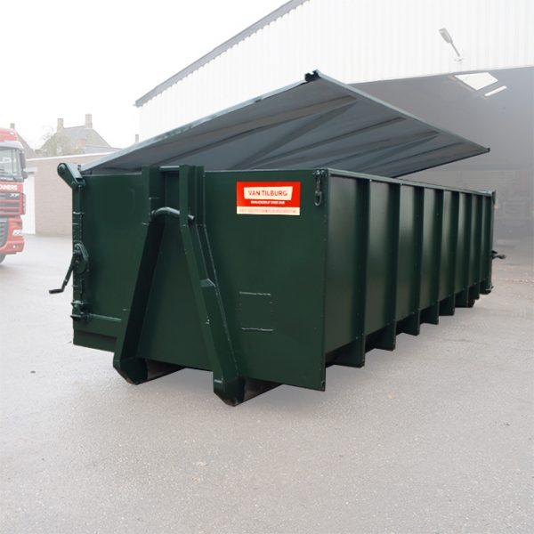 20m3 vloeistofdichte container met klep